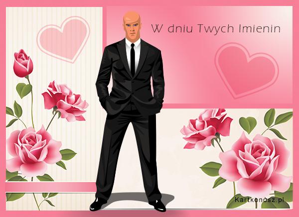 Róże od Dżentelmena
