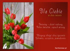 eKartki Z okazji Dnia Dzień pełen kwiatów,