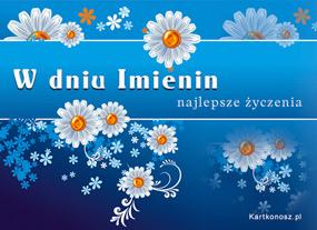 eKartki Z okazji Dnia Imieninowa e-Kartka,