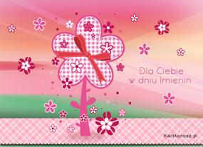 eKartki Z okazji Dnia Kartka z kwiatkiem,