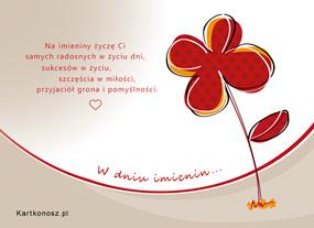 eKartki Z okazji Dnia Kwiatuszek dla Ciebie,