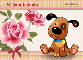 eKartki Z okazji Dnia Róże z życzeniami,