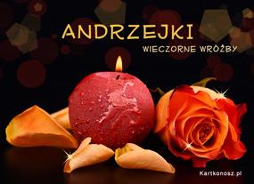 eKartki Z okazji Dnia Andrzejki,