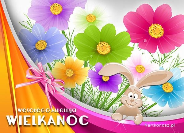 Kwiatuszki na Wielkanoc