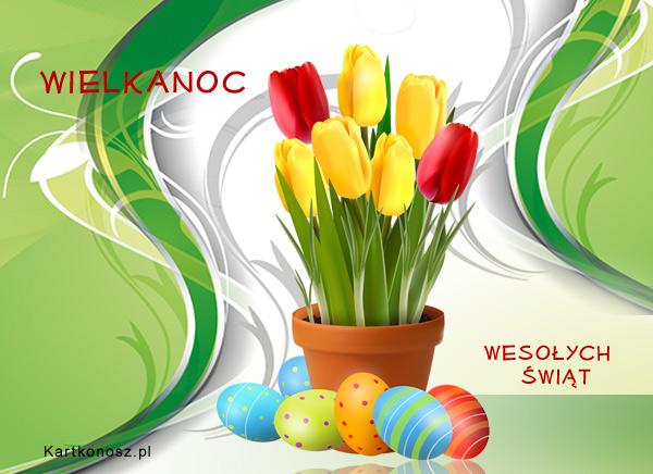 Podczas Wielkanocy