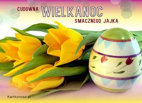 e Kartki  z tagiem: Kartki świąteczne Cudowna Wielkanoc,