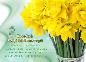 eKartki Wielkanoc Czas wielkanocny,