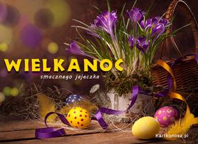 eKartki Wielkanoc Kartka na Wielkanoc,
