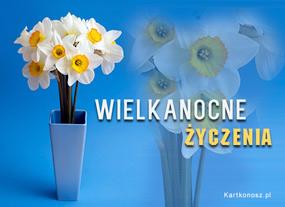 eKartki Wielkanoc Kwiaty na Wielkanoc,