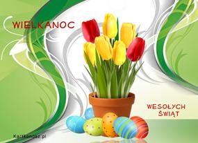 eKartki Wielkanoc Podczas Wielkanocy,