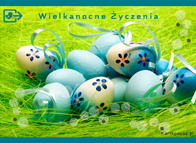 e Kartki Elektroniczne Wyjątkowa Wielkanoc,