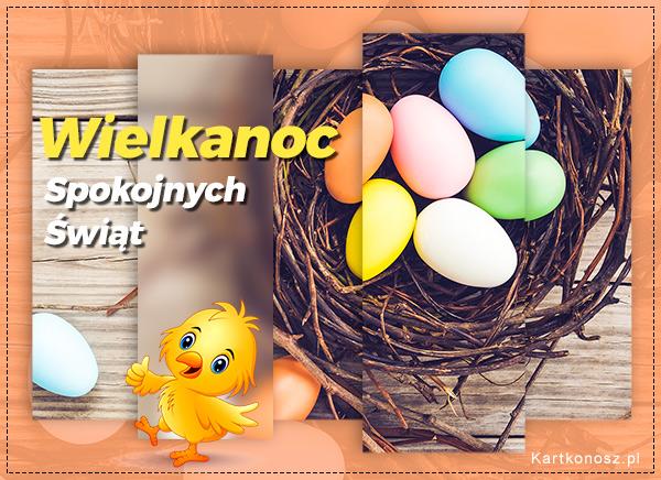Kolorowych jajeczek