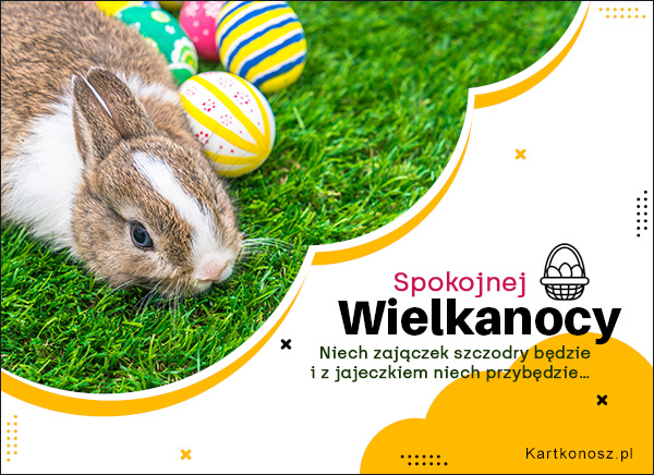 Spokojnej Wielkanocy