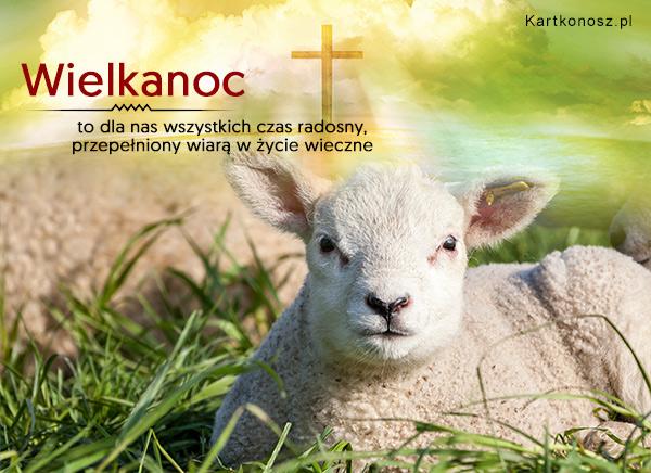 Wielkanoc przepełniona wiarą...
