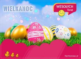 Nadeszła oczekiwana Wielkanoc