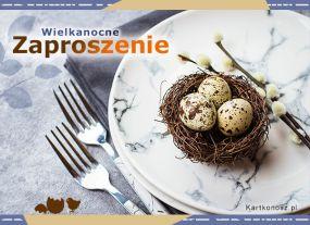 eKartki Wielkanoc Wielkanocne Zaproszenie,