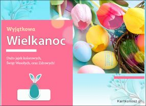 Wyjątkowa Wielkanoc