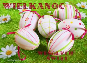 Cudownej Wielkanocy
