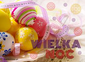 eKartki Wielkanoc Wielkanocne jaja,