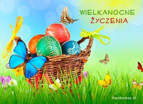 eKartki Wielkanoc Wielkanocne życzenia,