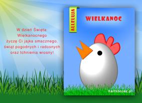 eKartki Wielkanoc Wiosenna Wielkanoc,