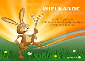 eKartki Wielkanoc Bazie dla Ciebie,