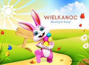 eKartki Wielkanoc Malowanki i pisanki,