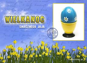 eKartki Wielkanoc Pocztówka na Wielkanoc,