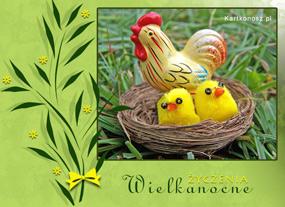 eKartki Wielkanoc Wielkanocne klimaty,