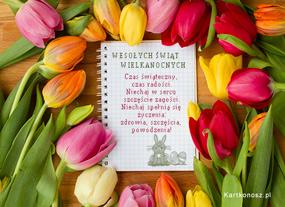 eKartki Wielkanoc Wielkanocne przesłanie,