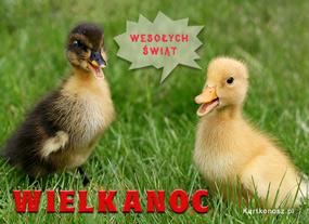 eKartki Wielkanoc Wieści wielkanocne,