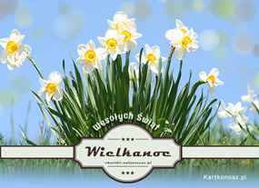 eKartki Wielkanoc Zapach Wielkanocy,