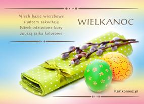 eKartki Wielkanoc Życzenia na Wielkanoc,