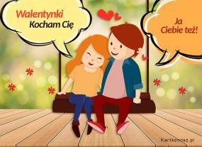 eKartki Miłość - Walentynki Wspaniałe chwile,