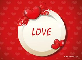 eKartki Miłość - Walentynki Miłość,