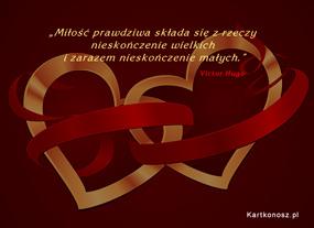 eKartki Miłość - Walentynki Miłość prawdziwa,