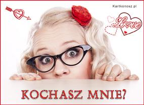 eKartki Miłość - Walentynki Miłosne pytanie,