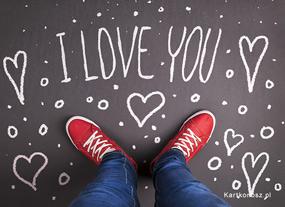 eKartki Miłość - Walentynki Miłosne wyznanie,