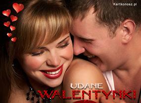 eKartki Miłość - Walentynki Udane Walentynki,