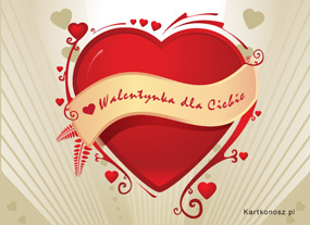 Walentynka dla Ciebie