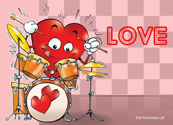 Miłość w duszy gra
