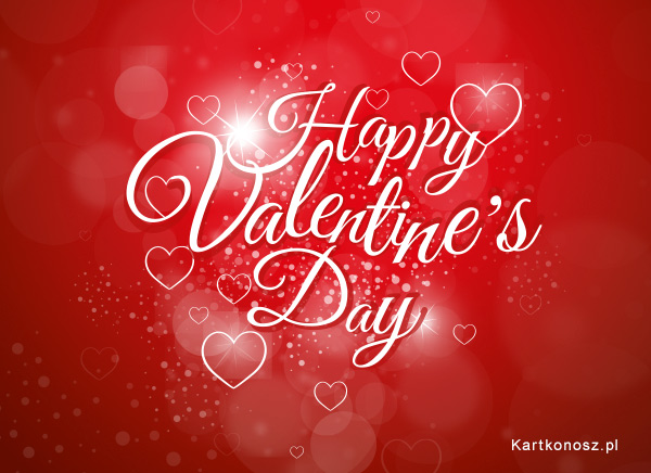 Szczęśliwe Walentynki