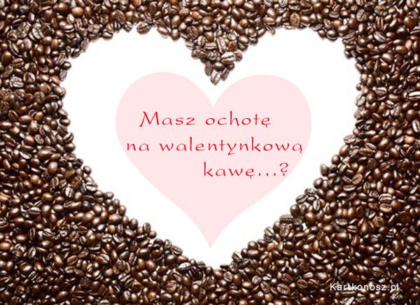 Walentynkowa kawa