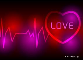 eKartki Miłość - Walentynki Elektryzujące uczucie,