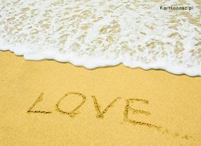 eKartki Miłość - Walentynki Gdziekolwiek jestem,