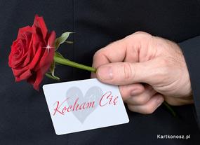 eKartki Miłość - Walentynki Kocham Cię najdroższa,