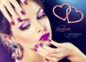 eKartki Miłość - Walentynki Kocham i pragnę,