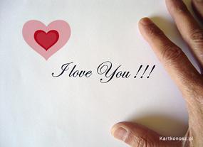 eKartki Miłość - Walentynki Miłość po męsku,