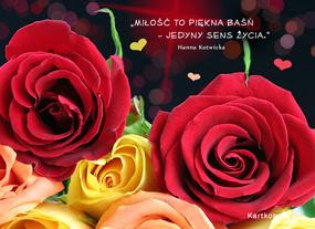 eKartki Miłość - Walentynki Piękna baśń,