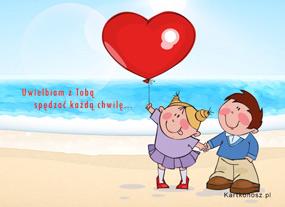 eKartki Miłość - Walentynki Piękne chwile,